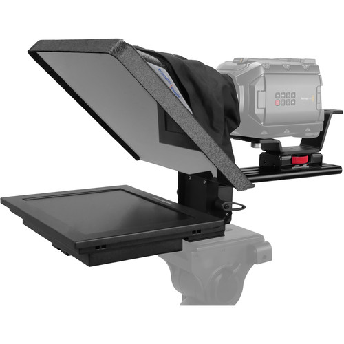 """Prompter People Flex Plus 12"""" HB Teleprompter with 12"""" Reversing Monitor"""