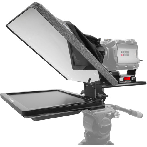 """Prompter People Flex Plus 15"""" Teleprompter with 15"""" Reversing Monitor"""