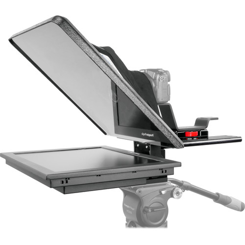 "Prompter People Flex Plus 17"" Teleprompter with 17"" Reversing High-Bright Monitor"
