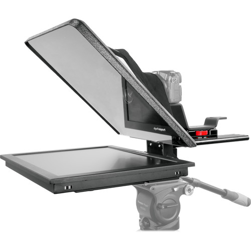 """Prompter People Flex Plus 19"""" HBTeleprompter with 19"""" Reversing Monitor"""