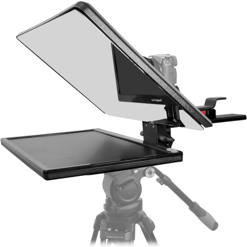 """Prompter People Flex Plus 24"""" Teleprompter with 22.5"""" Reversing Monitor"""