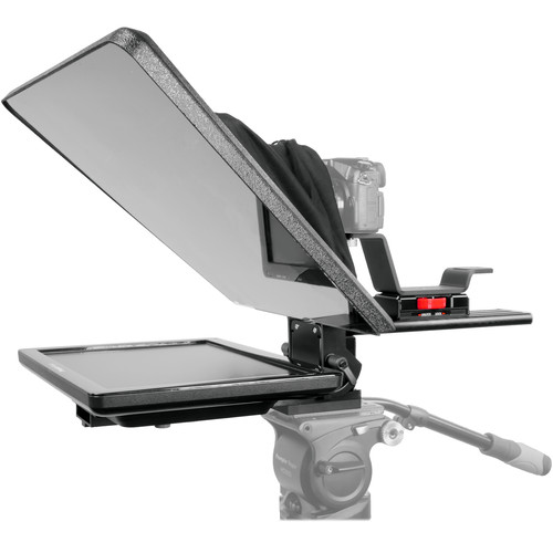"Prompter People Flex Plus 15"" Trapezoidal Teleprompter with 15"" Reversing Monitor"