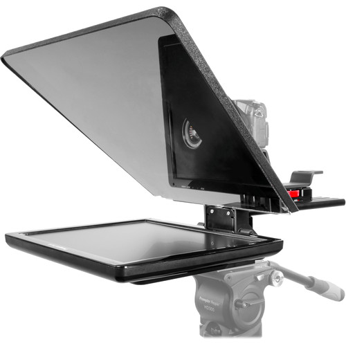 """Prompter People Flex Plus 17"""" Trapezoidal Teleprompter with 17"""" Reversing Monitor"""