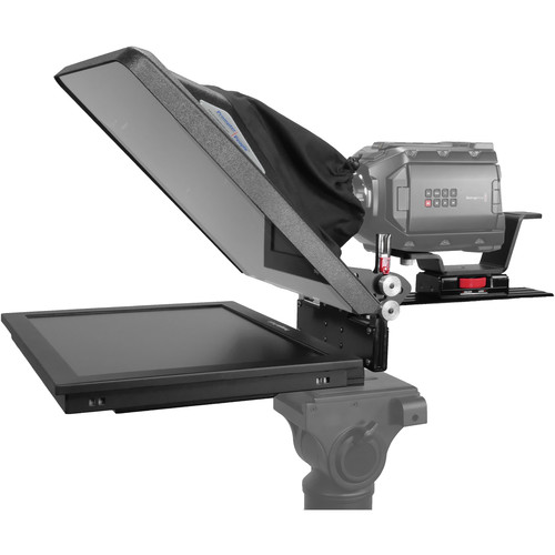 """Prompter People ProLine Series 17"""" High Bright Glass Teleprompter with Soft Travel Case"""