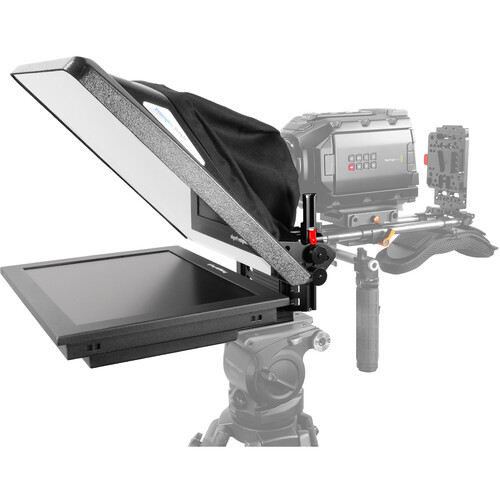 """Prompter People ProLine Plus Teleprompter with 15"""" High-Bright Monitor & Standard Glass"""