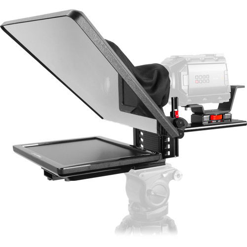 "Prompter People Proline Plus 15"" Trapezoidal Teleprompter with 15"" Reversing Monitor"