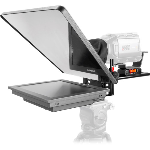 """Prompter People Proline Plus 15"""" Trapezoidal HB Teleprompter with 15"""" Reversing Monitor"""