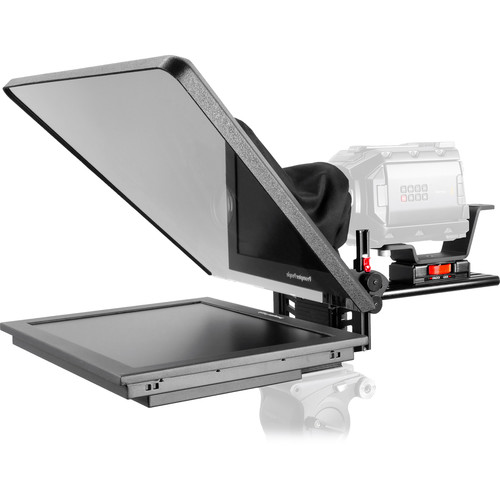 """Prompter People Proline Plus 17"""" Trapezoidal HB Teleprompter with 17"""" Reversing Monitor"""
