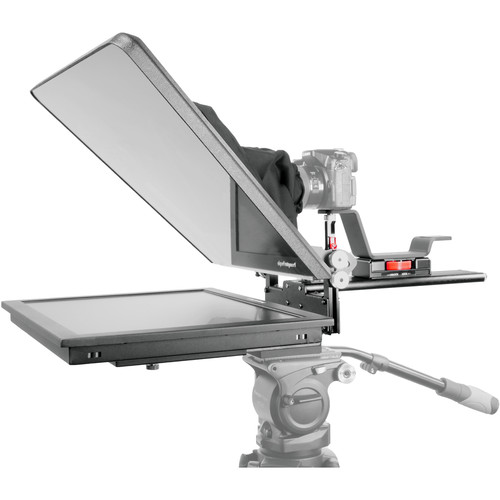"""Prompter People Proline Plus 19"""" Trapezoidal HB Teleprompter with 19"""" Reversing Monitor"""