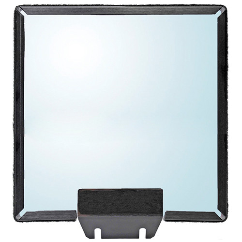 """Prompter People 10 x 10"""" Upgrade Glass for Prompter People Ultralight Teleprompter"""