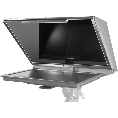 Prompter People RoboPrompter High Brightness Teleprompter for Panasonic AW-HE100 & Sony BRC Series Robotic Cameras