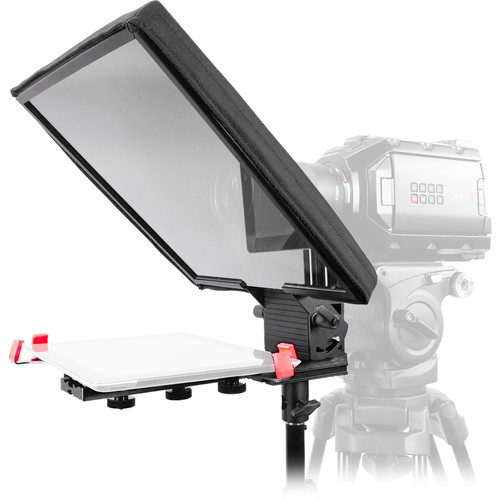 """Prompter People UltraFlex 12"""" FreeStand iPad Pro Teleprompter with Tab Grabber"""