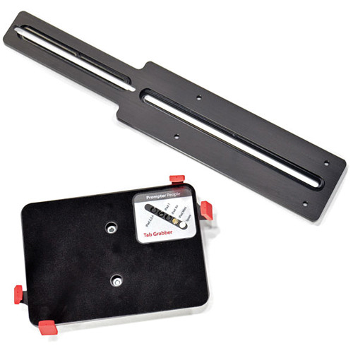 Prompter People Tab Grabber Upgrade Kit for Ultra-Light iPad & iPad 2 Prompters