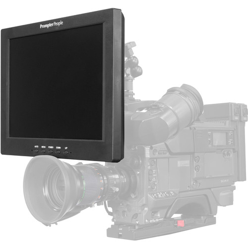 """Prompter People UltraLight Over-Camera 12"""" Teleprompter"""