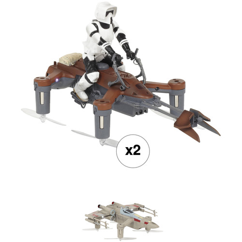 PROPEL Stars Wars Quadcopters Fighting Kit