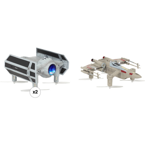 PROPEL Stars Wars Quadcopters Fighting Kit