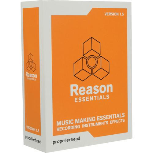 Propellerhead Software Reason Essentials 1.5 - Music Creation Software