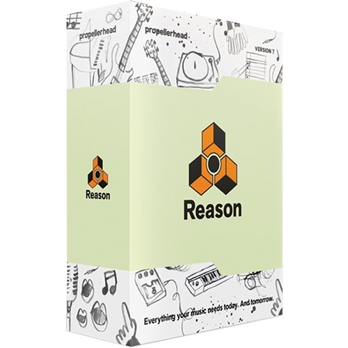 Propellerhead Software Reason 7 Music Recording & Production Software Upgrade (Educational, 5-Pack)