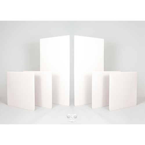 Prosocoustic Waveroom Basic Kit for Up to 100 Square Feet (Stone)