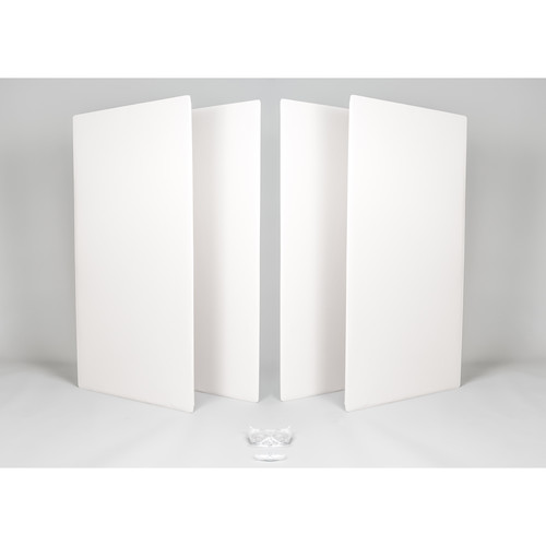 Prosocoustic WaveRoom Big Panel Booster Kit for Up to 100 Square Feet (Stone)
