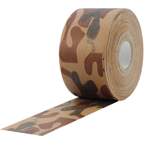 "ProTapes Camouflage Gaffer Tape (Desert Brown, 2"" x 20 yd)"