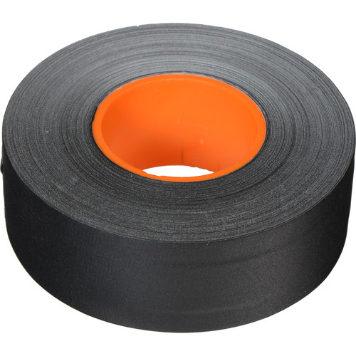 "ProTapes Pro Gaff Gaffer Tape with 1"" Dry Channel for GaffTech GaffGun (2"" x 55 Yards, Black)"