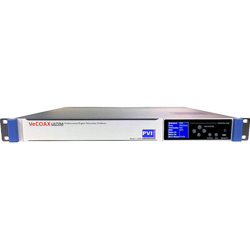 ProVideoInstruments VeCOAX ULTRA-2-Channel HDMI to Coax HD Modulator