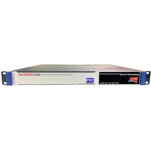 ProVideoInstruments VeCODER ULTRA-12 HDMI IPTV Encoder