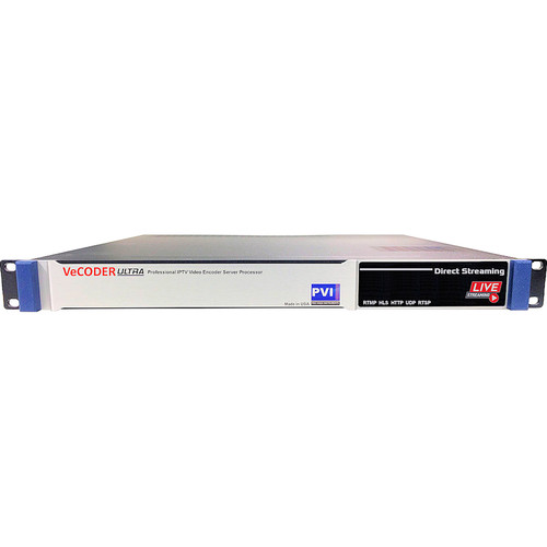 ProVideoInstruments VeCODER ULTRA-16 HDMI IPTV Encoder
