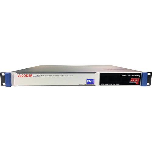 ProVideoInstruments VeCODER ULTRA-4 HDMI IPTV Encoder