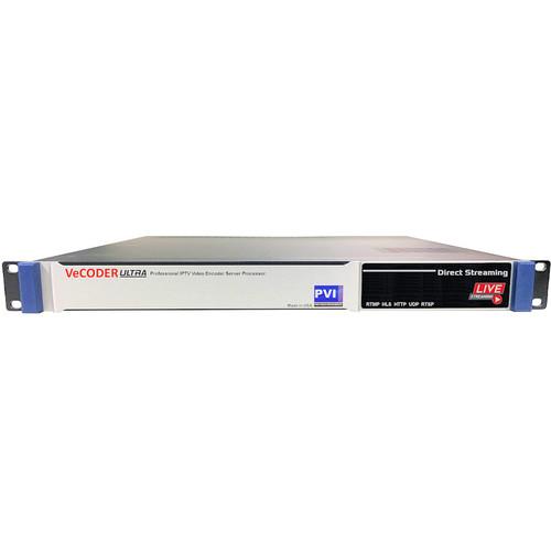 ProVideoInstruments VeCODER ULTRA-8 HDMI IPTV Encoder
