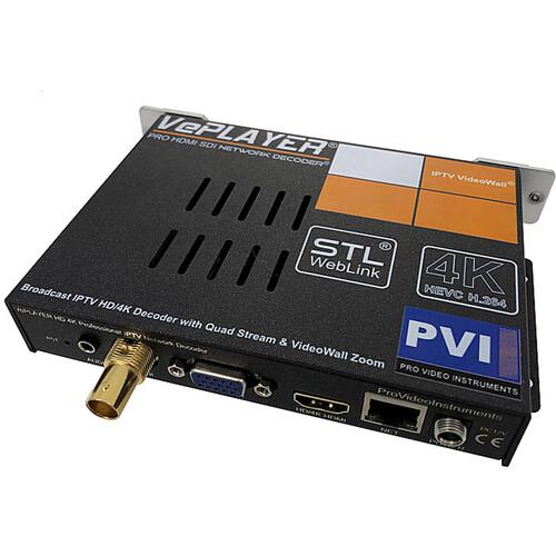 ProVideoInstruments VePLAYER 3G-HD-SDI Video Decoder