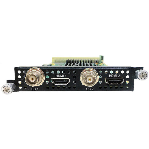 ProVideoInstruments VeCOAX ULTRA-BT 2-Channel HDMI Encoder Card
