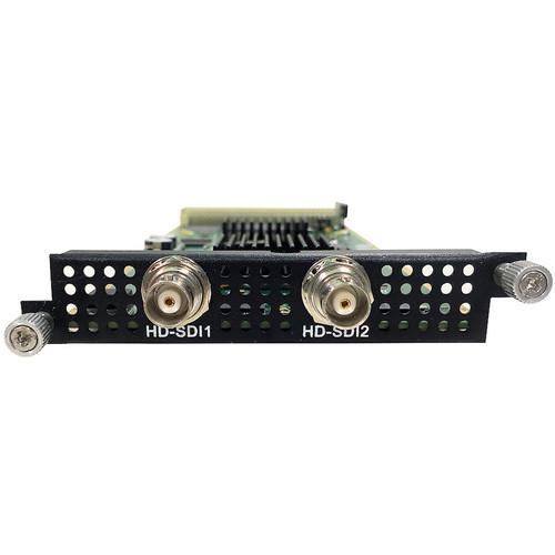 ProVideoInstruments VeCOAX ULTRA-BT 2-Channel 3G-SDI Encoder Card