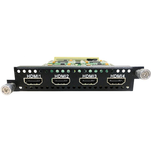 ProVideoInstruments VeCOAX ULTRA-BT 4-Channel HDMI Encoder Card