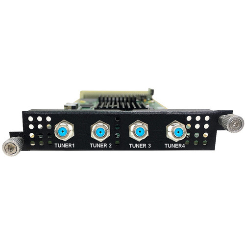 ProVideoInstruments VeCOAX Ultra-BT 4 x Multi-Channel Tuners Card