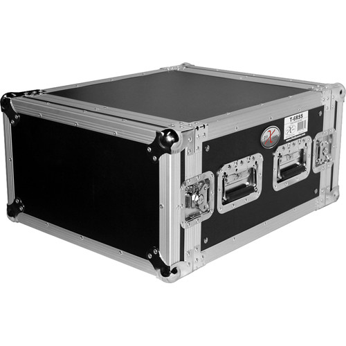 ProX T-6RSS ATA Amp Rack Flight Case (6 RU)