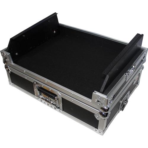 ProX X-19MIX7U Flight Case for Gemini CDM-4000 DJ Media Player (Silver)