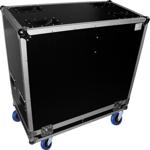 ProX ATA Flight Case for Two JBL-VRX932LAP Speakers (Black)