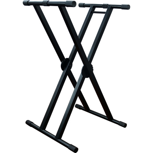 ProX X-KSD200 Double X-STYLE Stand for DJ Coffins and Keyboards