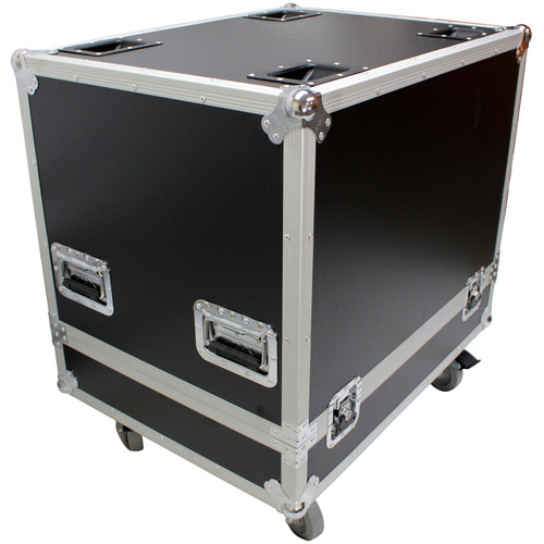 ProX X-RCF-HDL30A LAX2W Flight-Road Case for RCF HDL 30-A Line Array Modules