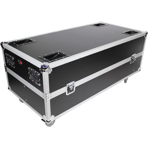 ProX X-RCF-NXL44AX2W Flight Case for 2 RCF EVOX 12 Column Array Speakers