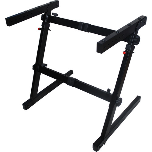 ProX Z-STAND Adjustable Z-Style Stand for Keyboards & More