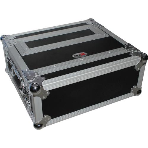 ProX X-2WM2DR Wireless Mic-System Case with 2U Rack Drawer