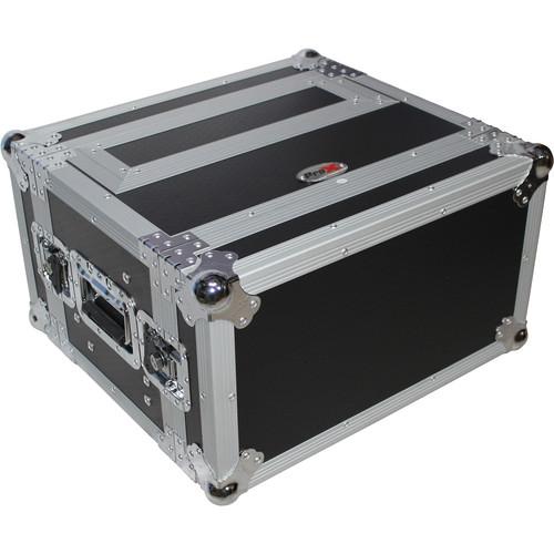 ProX X-4WM2DR Wireless Mic-System Case with 2U Rack Drawer