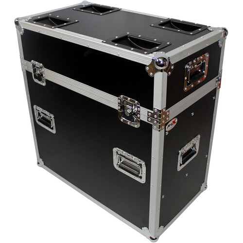"""ProX Flight Case for 24x24"""" Trussing Base Plates"""
