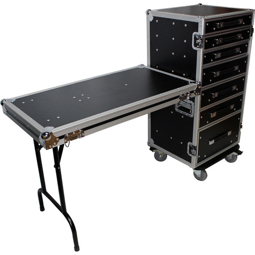 ProX XS-7DTW 7-Drawer Workstation Case