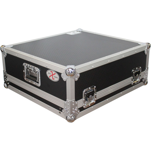 ProX Flight Road Case for Allen and Heath QU-24 Digital 24 Channel Mixer