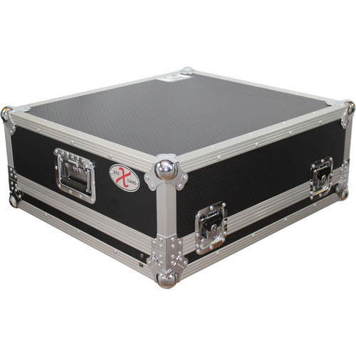 ProX Mixer Case with Wheels for Allen and Heath QU-32 Digital 32 Channel Mixer
