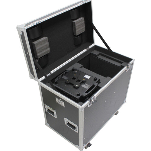 """ProX 250 Style Moving Head Lighting Case for 2 Lights (36 x 30 x 21"""")"""